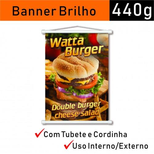 Banner Brilho 440g
